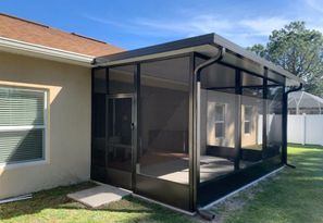 Florida S Best Screen Enclosures Screened Patios And More Quality 1st Aluminum